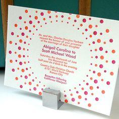 dots letterpress