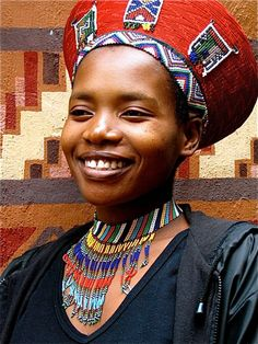 Smiles from South Africa!
