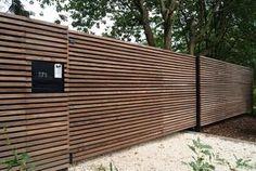 Bekijk de foto van NiekeNiekeNieke met als titel Houten poort voor onze oprit. en andere inspirerende plaatjes op Welke.nl.