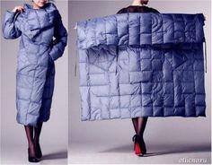 Повезло тем, кто шьет не как профессионал, но любит это делать. Сейчас очень популярны такие виды верхней одежды, которые под силу сшить и скромному любителю, даже новичку в шитье. Пальто-оверсайз, стеганые куртки, пончо, накидки... Их не так сложно сшить, как классические пальто, не нужно подгонять под фигуру. А еще можно выбрать ткань, которая ск...