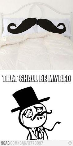 Sleeping like a Sir