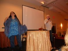 The Amberstones give us the scoop for next year's tarot conference. #tarot #RS12