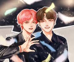 236 Hình ảnh JungKook anime đẹp nhất trong 2019