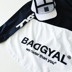 Badgyal Club #hlzblz #whatthehellz #streetwear #streetstyle #fashion
