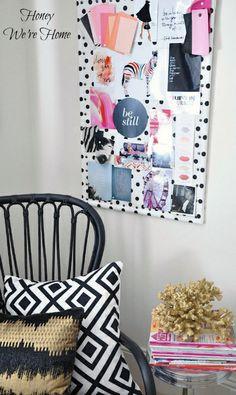 22UHeart Organizing: Creatively Colorful Office Styling