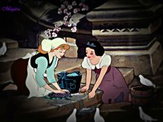 """Disney Crossover---They could help Rapunzel and Quasimodo form the """"I had an abusive single parent who isolated me from society and forced me to do some kind of work for them"""" club. And then we'd just have Pinocchio and Belle off in the corner like, we had single parents but they were awesome."""