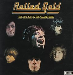 For Sale - Rolling Stones Rolled Gold - Silver Label UK  2-LP vinyl record set (Double Album) - See this and 250,000 other rare & vintage vinyl records, singles, LPs & CDs at http://eil.com