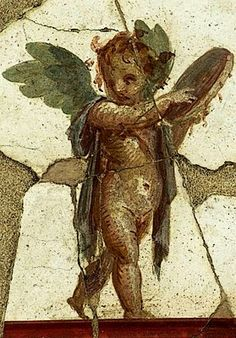 ideas for music arte painting artworks plays Ancient Rome, Ancient Art, Ancient History, Ange Demon, Roman Art, Music Artwork, Greek Art, Art For Art Sake, Fresco