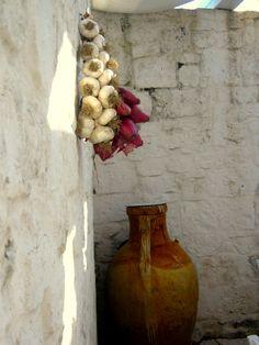 White in southern Italy (Puglia - Ostuni)