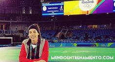 Taekwondo con Eva Calvo, medalla de plata en Rio 2016 http://blgs.co/E18U3U