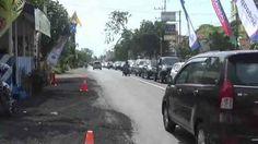 Jalur Selatan Probolinggo Alami Kemacetan Panjang