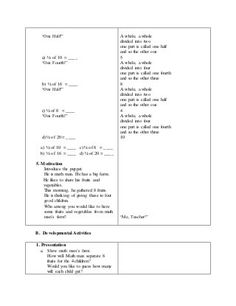 Detailed Lesson Plan in Mathematics I I. LEARNING OBJECTIVES: At the end of the lesson the pupils should be able to: Cognitive : Separate group of objects into… Grade 1 Lesson Plan, Daily Lesson Plan, Teacher Lesson Plans, Kindergarten Lesson Plans, Common And Proper Nouns, Lesson Plan Examples, 12th Maths, Learning Objectives, Certificate Templates
