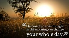 Learn about the #power of #positive #thinking to #improve your #well-being