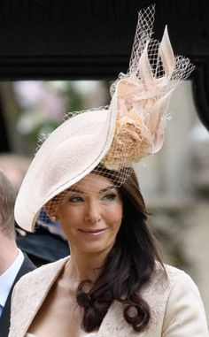 2 from Best Hats from Pippa Middleton s Wedding Pippa Middleton Wedding 9225a20ffac