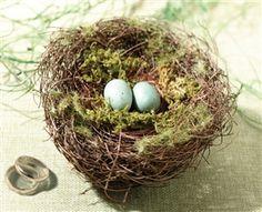 Bird nest Ring holder  $7.5 + $14.50 shipping = $22