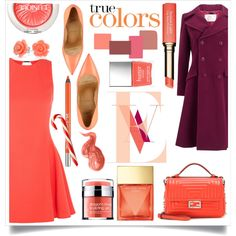 How To Wear Show Your True Colours! Outfit Idea 2017 - Fashion Trends Ready To Wear For Plus Size, Curvy Women Over 20, 30, 40, 50