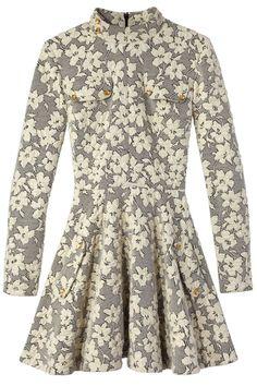 J.W. Anderson dress, $1,480, shopBAZAAR.com.   - HarpersBAZAAR.com
