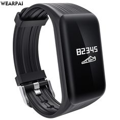 Wearpai K1 continuous heart rate monitor Smart Bracelet Fitness Tracker Smart Bracelet Heart Rate Monitor Waterproof Sports  Price: 12.32 & FREE Shipping #computers #shopping #electronics #home #garden #LED #mobiles #rc #security #toys #bargain #coolstuff |#headphones #bluetooth #gifts #xmas #happybirthday #fun