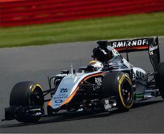 Ozpata: Pilotando en 2015 (Brundle maneja Force India VJM0...