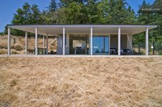 California Architect Glass House in Occidental