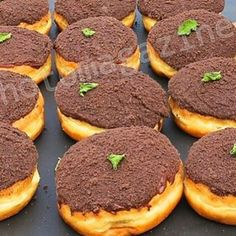 Where You Can Build Your Own Gourmet Donuts, Chocolate Mint Mousse. #music #poqetdonuts #cute #photooftheday #tryitordiet #desert #eat #eatclean #sweet #chocolate #foodporn #food #myfab5  #foodnvibes #cheese #poqetdonuts #dailyfoodfeed #starvingtime #followme #followmygut #bestfoodoc #realfoodz #marketing #healthy #fitness #fashion #artist #tagsforlikes #instagood