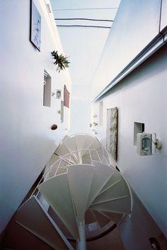 Go Hasegawa - House in Gotanda, Tokyo 2006