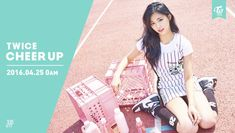 """TWICE Releases Tzuyu, Sana, and Chaeyoung Teaser Photos for """"Cheer Up"""" 