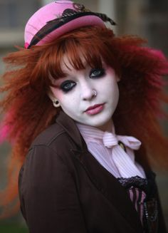 Goth Gathering: Whitby Sees An Influx Of The Pale And Interesting