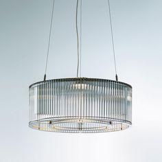 Lightyears Metall grau Volume LED Tischlampe Blackbird Acryl dimmbar warmweiß