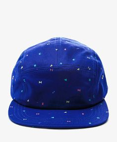Geo Print Five-Panel Hat | FOREVER 21 - 2045496693
