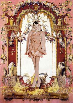 elena rendina : the most amazing girl, 2011 Girly Girl, Pink Girl, Doll Eyes, Kitsch, Art Direction, New Art, Folk Art, Fashion Photography, Princess Zelda