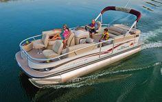 Nice way to cruise the lake