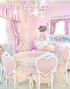 Sweetheart Cottage Pinks ~ Debbie Orcutt ❤