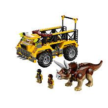 """LEGO Dino Triceratops Trapper (5885) - LEGO - Toys """"R"""" Us - Ella wants this!"""