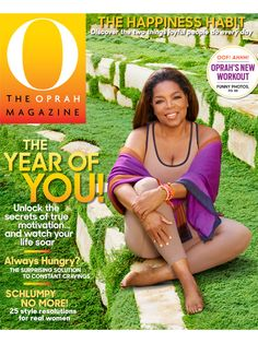 Oprah on Weight Loss and Lifestyle Change: 'I'm Ready to Go Beyond the Scale'| Bodywatch, Celebrity Weight Loss, Oprah Winfrey