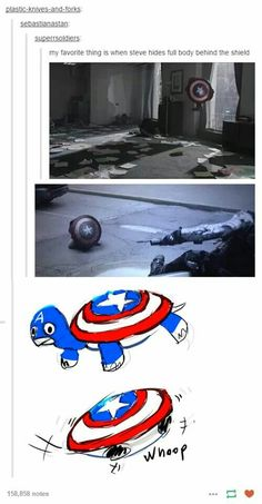 15 Captain America Funny Quotes