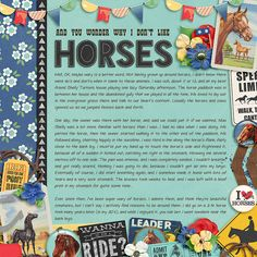 Back in the Saddle by Erica Zane DJB Number ten Pencil font by Darcy Baldwin
