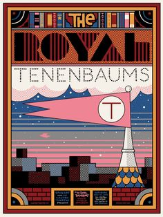 """The Royal Tenenbaums"" by Sam Smith"