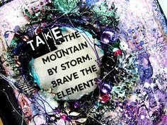 Denisa Gryczova: Take The  Mountain By Storm
