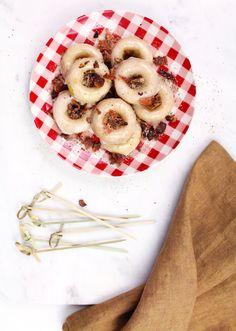 #CANRECIPE Challenge! Go Nuts for Maple Bacon Doughnuts by Amanda Orlando