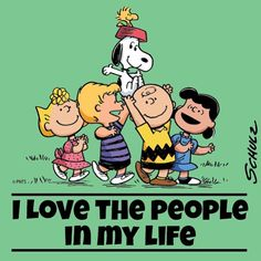 I ♥ love the people in my Life