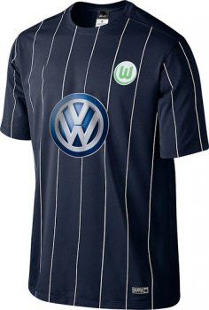 Wolfsburg Third 16-17 Cheap Replica Jersey [F756]