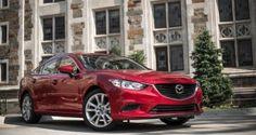2016 Mazda 6 Sedan Car Pictures