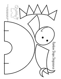 Free preschool lesson plans, crafts, and ideas. Cute Kids Crafts, Craft Projects For Kids, Craft Activities For Kids, Toddler Crafts, Applique Templates, Applique Patterns, Owl Templates, Felt Patterns, Leaf Template