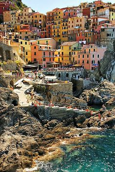 Manarolo - Cinque Terre, Liguria