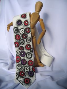 Hand painted silk by Stella Velka / Slovakia