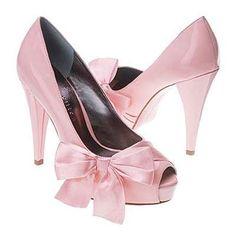 fea9a85d605 Paris Hilton Destiny Pink Pumps made of leather