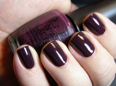 It All Appeals to Me: Fall Nail Polish Colors