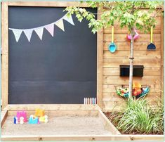 You need not have the biggest backyard in the neighbourhood to create the best outdoor play area for your kids and their friends. Children aren't fascinated by fancy things. A child only needs something simple and fun such as a
