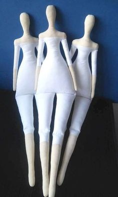 Tilda Doll BODY for crafting- handmade doll-25 inches tall- Pre-Sewn and Stuffed…